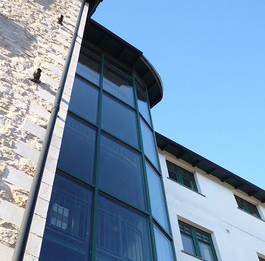 Commercial Glaziers in Cumbria