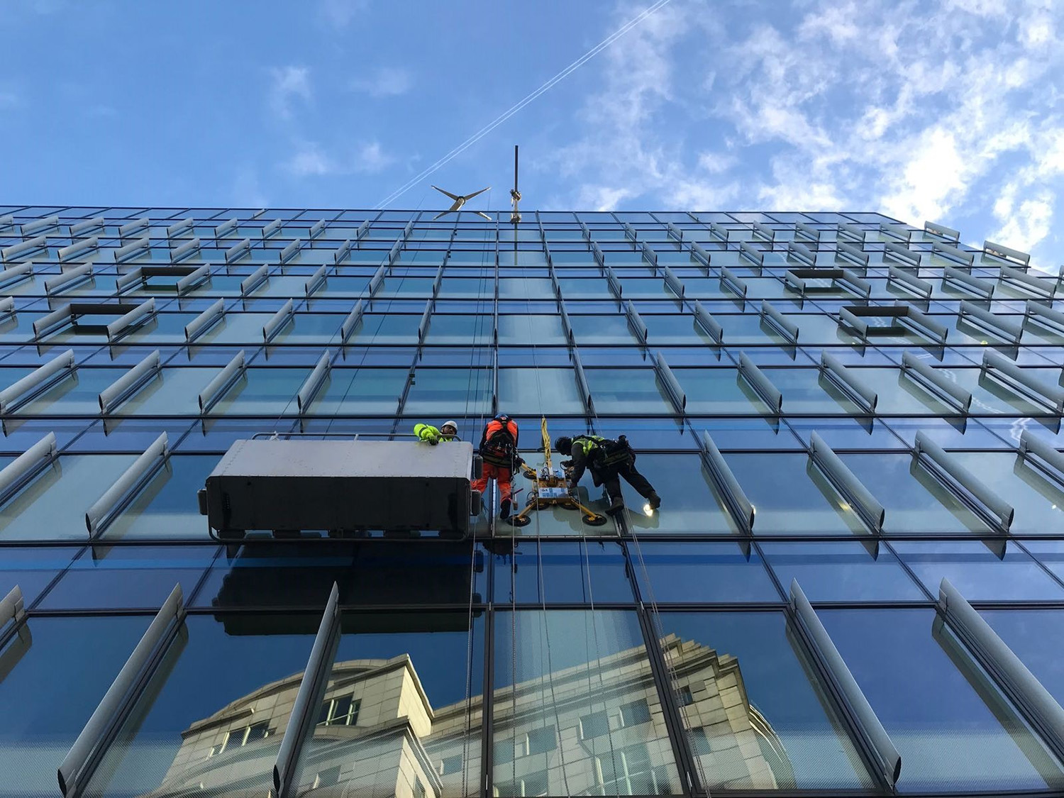 Commercial Window Repair